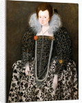 Portrait of a Woman, Traditionally Identified as Mary Clopton by The Elder