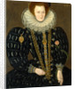 A Woman Called Lady Elizabeth Knightley by Marcus Gheeraerts the Younger