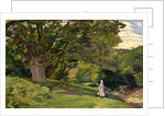 Hayes Common by William Henry Millais