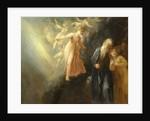 Prospero, Miranda and Ariel by Thomas Stothard