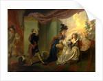 Olivia, Maria and Malvolio by Johann Heinrich Ramberg