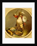 Falstaff with the Body of Hotspur by Philippe-Jacques de Loutherbourg