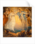 Oberon and Titania from A Midsummer Night's Dream by Thomas Stothard
