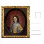 William III, Prince of Orange, as a child William III of Orange, Aged 7 by Cornelius Johnson