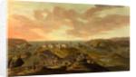 Plymouth by Hendrik Danckerts
