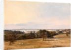 Southampton Water, near Hamble by Frederick Richard Lee