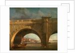 Arches of Westminster Bridge Westminster Bridge, London Samuel Scott, ca. 1702-1772 by Samuel Scott