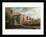 York Water-Gate and the Adelphi, Daniel Turner by Daniel Turner