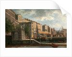 York Water-Gate and the Adelphi, Daniel Turner by Daniel Turner