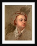 An Unfinished Study of the Head of James Thomson by William Aikman