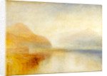 Inverary Pier, Loch Fyne by Joseph Mallord William Turner