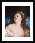 Head of a Young Woman by Adélaïde Labille-Guiard