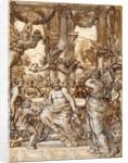 Cybele before the Council of the Gods by Pietro da Cortona