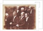 Arbroath Presbytery Group by Hill & Adamson