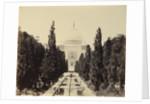 Entrance View of the Taj by Felice Beato