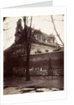 Ancien Couvent, Avenue de l'Observatoire (Old Convent, avenue d l'Observatoire) by Eugène Atget