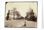 Juvisy, les belles fontaines by Eugène Atget