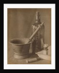 Darkroom Still Life by Doris Ulmann
