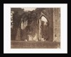 Glastonbury Abbey, Arches of the North Aisle by Roger Fenton