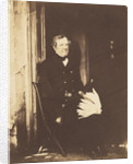 Field Marshall Lord Raglan by Roger Fenton