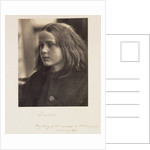 Annie by Julia Margaret Cameron