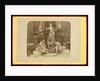 Apotheosis de Degas (After Ingres' L'apotheose d'Homere) by Edgar Degas