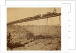 Dale Creek Bridge, Union Pacific Railway by William Henry Jackson