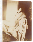 After the Bath, Woman Drying Her Back by Edgar Degas