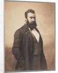 Jean-François Millet by Nadar [Gaspard Félix Tournachon]