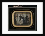 Group portrait of ten Eynard-Lullin family members and friends by Jean-Gabriel Eynard