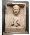 Grave Relief of a Silversmith by Anonymous