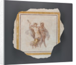 Fresco Panel Depicting Dionysos and Ariadne by Anonymous