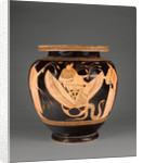 Attic Red-Figure Footed Dinos by the Syleus Painter