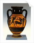 Attic Black-Figure Panel-Amphora Type B by the Medea Group