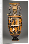 Apulian Red-Figure Loutrophoros by Anonymous