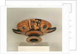 Attic Black-Figure Eye Cup by Anonymous