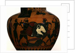Attic Black-Figure Neck Amphora by Painter of London