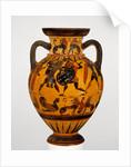 Black-Figure Neck Amphora by Anonymous
