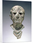 Bust of a Man by Anonymous