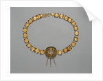 Belt with Central Medallion by Anonymous