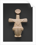 Figure of a Fertility Goddess by Anonymous