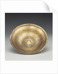 Bowl with Anchor and Dolphin Medallion by Anonymous