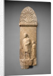 Grave Stele of Poseides by Anonymous