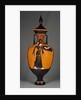 Attic Panathenaic Amphora with Lid by the Marsyas Painter