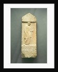 Grave Stele of Myttion by Anonymous