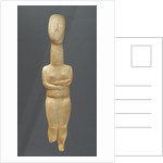 Female Figure of the Precanonical type by Anonymous