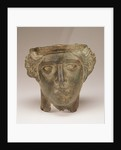 Head of Bacchus by Anonymous