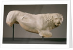 Funerary Lion by Anonymous