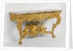 Console Table by Joseph Effner
