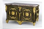 Cabinet (Cabinet des Médailles) by André-Charles Boulle